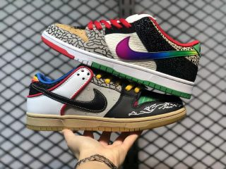 """Nike SB Dunk Low """"What The P-Rod"""" Skate Shoes Hot Sale CZ2239-600"""