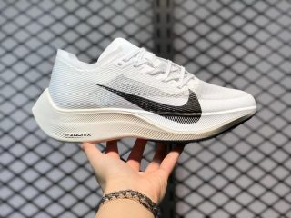 Nike Zoomx VaporFly NEXT% 2 White Black Jogging Shoes DH9276-100