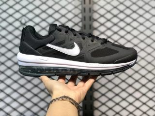 Nike Air Max Genome Black/White Sneakers Best Sell CW1648-003