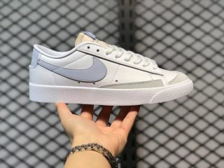 Nike Blazer Low '77 White/Ghost Blue-White Best Sell DC4769-103