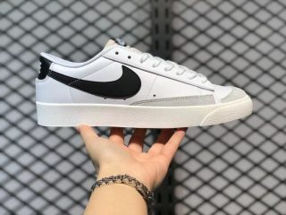 Nike Blazer Low White/Black Casual Sport Shoes For Sale DC4769-102