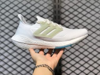 Parley x Adidas Ultra Boost 2021 FZ1927 Non Dyed/Non Dyed-Cloud White