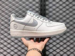 Nike Air Force 1 Low CH1808-006 Beige Silver Jointly Ntc For Buy