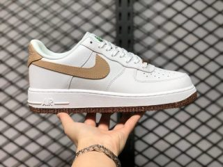 """Nike Air Force 1 Low """"Rhubarb"""" Unisex Sneakers For Sale CZ0338-101"""