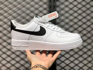 Nike Air Force 1 Low White/Black Sneakers CT2302-100 On Sale