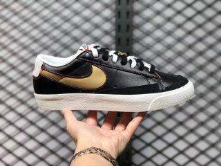"""Nike Blazer Low """"First Use"""" Black/Light Stone DH4370-001 For Sale"""