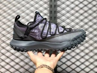The Latest Nike ACG Mountain Fly Low Black/Green Abyss DC9660-001